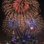 perth-fireworks-australia-day